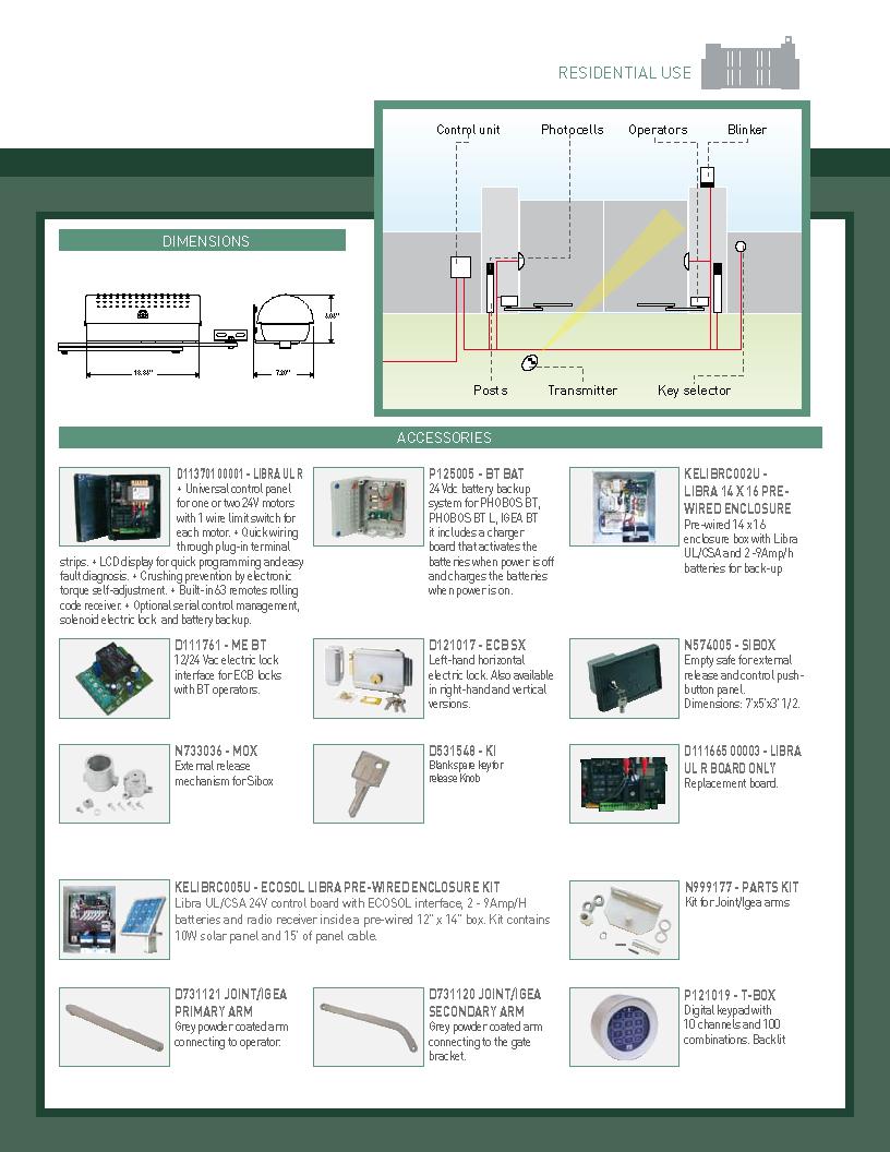 BFT IGEA BT – Southeast Access Technologies